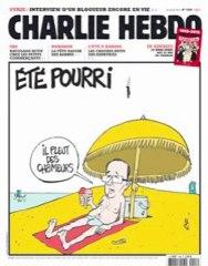 Les Unes de Charlie Hebdo animées