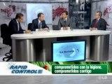 La Tertulia con Javier Rubio, Víctor Gago y José Alejandro