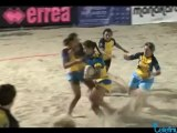 # 43 - Master Beach Rugby, finali Lega Italiana Beach Rugby ad Alba Adriatica 2012