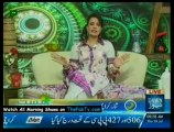 Mast Mornings With Sadia Imam - 19th July 2012 - Part 1/3