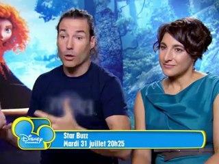 Disney Channel - Star Buzz spécial Rebelle - Mardi 31 Juillet à 20H25