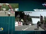 Tour de France 2102 -  Etape 17;Bagnères-de-Luchon-->Peyragudes,143.5Km(6)