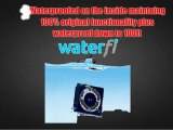 Waterfi Waterproof iPod Shuffle Swim Kit- MP3 Player