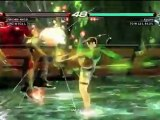 Tekken 6 Ranked Match Nina vs Kazuya