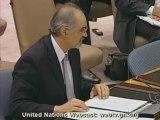 SYRIE Conseil de sécurité de l'ONU Déclaration de la SYRIE 19-07-2012