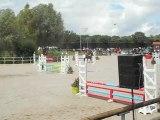 CSO du CCE chmp de France, CCE poney 2 D Cadet execellence, Gwen et simbad, Lamotte 2012