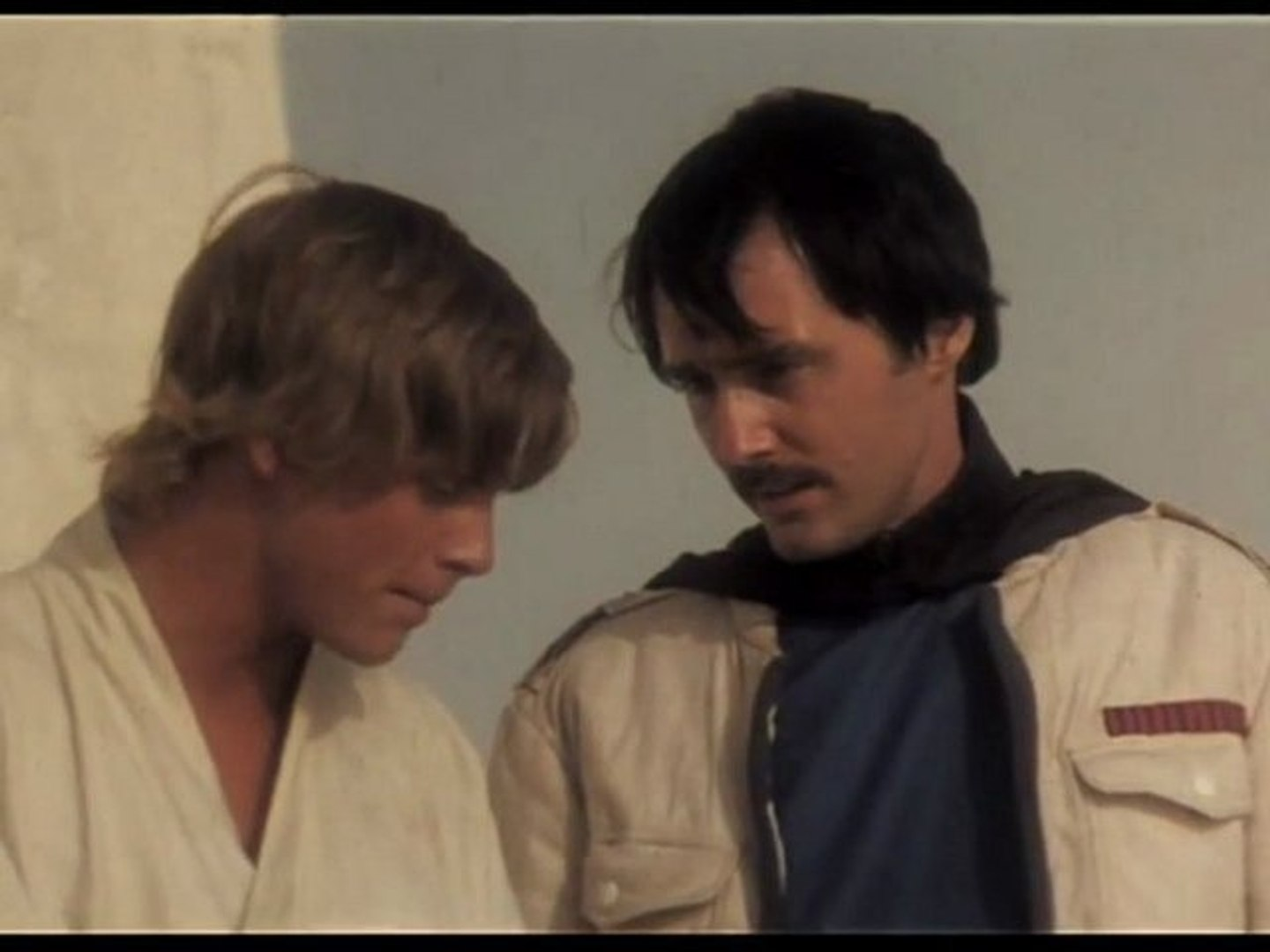 Star Wars Episode Iv Deleted Scenes Luke Biggs Video Dailymotion