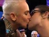Flavio Mendoza a los besos con DJ Piloto
