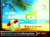 Aaj Subh with Ali Salman - 20th July 2012 Part 2