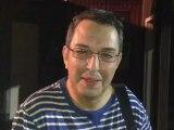 """Ο Χρήστος Χατζηπαναγιώτης στη ΔΥΤΙΚΗ μετά την κωμική παράσταση """"Να ζει κανείς ή να μη ζει"""" στην Κοζάνη"""