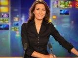 Anne-Claire Coudray remplace Claire Chazal l'été 2012 (2-4)