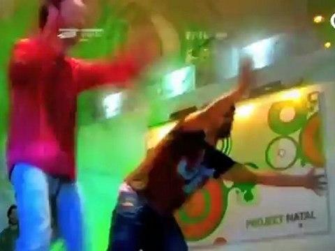 La casa Kinect en Madrid