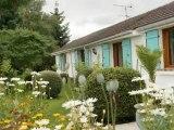 Marseille en Beauvaisis maison 100m² plain pied  T5 5 pièces 3 chambres terrain garage