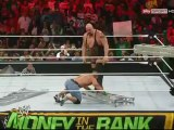Money in the Bank 2012 Match RAW