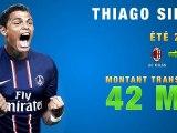 Top 10 des transferts les plus chers de la Ligue 1 !