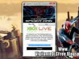The Amazing Spider-Man Vigilante Costume DLC Free Xbox 360 - PS3