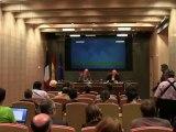 Rencontre à Madrid entre Laurent Fabius et son homologue espagnol José Manuel García-Margallo