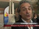 Vendée Globe : Titouan Lamazou inaugure sa plaque
