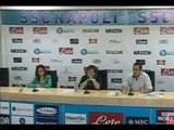 Napoli - A scuola di calcio con lo Staff del Napoli sul lungomare (13.07.12)