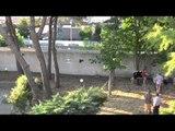 Villa di Briano (CE) - Inaugurato il centro polivalente nella villa del boss Iovine (06.07.12)
