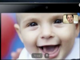 RIM presenta su tablet BlackBerry PlayBook