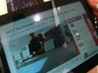 Samsung presenta su tablet Galaxy Tab