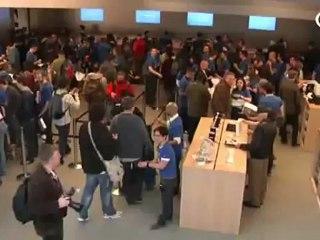 El iPad llega a las tiendas