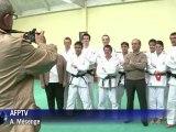 "JO-2012 : ""Mony"", le judoka brestois propulsé à Londres"