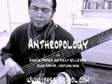 Anthropology ou Oleo fretless bass solo par Alain Raman