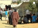 Des réfugiés syriens toujours plus nombreux dans les...