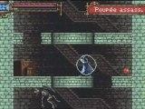 Castlevania AoS Walkthrough 11)Bonus (carte 100% + toutes les âmes)