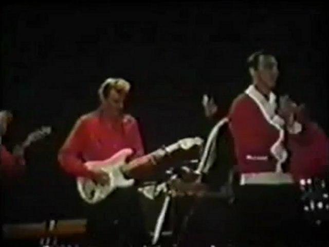 Gene Vincent - Dance to The Bop - Big D Jamboree 1958