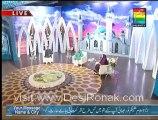 Noor-e-Ramzan - Iftar Transmission - 21st July 2012 - 1st Ramzan part 1