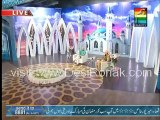 Noor-e-Ramzan - Iftar Transmission - 21st July 2012 - 1st Ramzan part 3