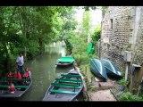 Niort et le Marais Poitevin Mai et juin 2012