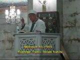 Mehmet Ali CAN / Kuştepe Camii İmam Hatibi