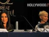Mila Kunis habla de 'OZ: El Gran y Poderoso'! - Hollywood.TV