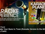 A-Type Player - Dont Take Your Guns to Town - Karaoke Version In the Art of Johnny Cash