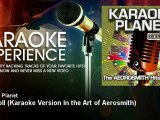 A-Type Player - Rag Doll - Karaoke Version In the Art of Aerosmith