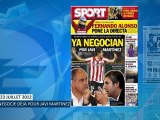 Foot Mercato - La revue de presse - 23 Juillet 2012