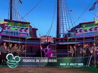 Disney Cinemagic - Pocahontas, une Légende Indienne - Mardi 31 Juillet à 19h25