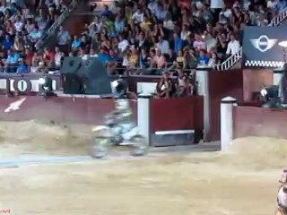 Red Bull X-Fighters Las Ventas 2012: Recopilación saltos 1