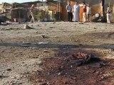Deadly blasts hit Iraq