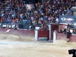 Red Bull X-Fighters Las Ventas 2012: Recopilación saltos 2