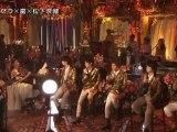 妹 imoto, Kaguyahime (かぐや姫) + FNS 2011 FUJI TV, Minami kōsetsu (南こうせつ) x Arashi (嵐) x 松下奈緒 (Matsushita Nao)