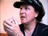 New York Dolls interview - Sylvain Sylvain (part 7)
