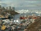 Greenland glacier 'shrinking fast'