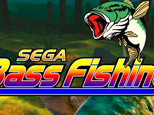 SEGA BASS FISHING Horror Trailer