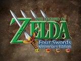 THE LEGEND OF ZELDA: FOUR SWORDS ANNIVERSARY EDITION Trailer