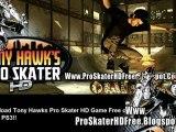 Tony Hawk's Pro Skater HD DLC Free on Xbox 360 And PS3